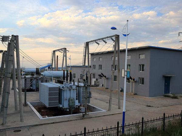 国网公司新一代220kV智能变电站成功送电